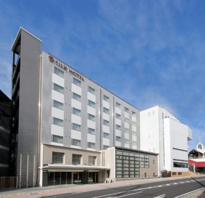 シルクホテル 中田製絲株式会社