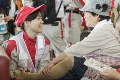 日本赤十字社長野県支部