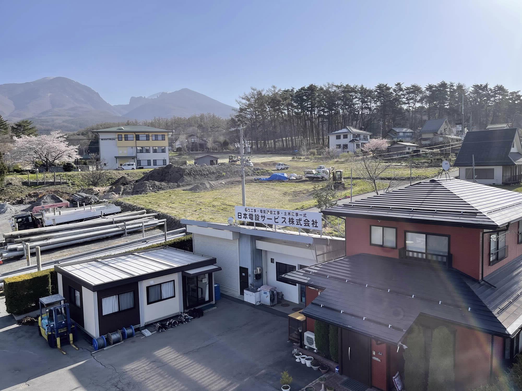 日本電設サービス株式会社